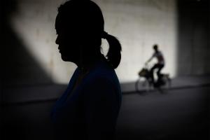 Portretfotografie slachtoffer