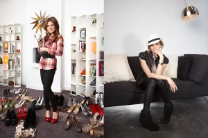 Portrait photography glossy-magazines