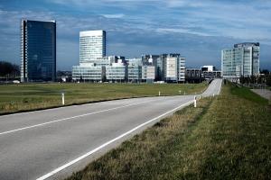 Fotografie kantoren landschap