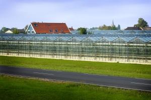 Agrarisch landschap fotografie