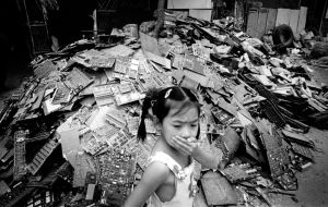 Documentary photography E-waste China
