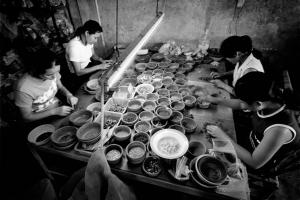 Photos e-waste China