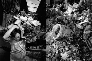 Electronics waste China